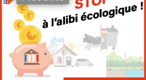 Pétition Fiscalité : stop à l'alibi écologique