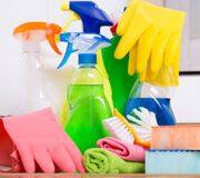 Les produits ménagers